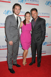 AARON BENWARD Photo - 01 September 2015 - Beverly Hills California - Luke Benward Kenda Benward Aaron Benward TJ Martell Foundation Spirit of Excellence Awards 2015 held at The Beverly Wilshire Hotel Photo Credit Byron PurvisAdMedia