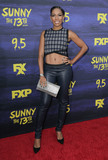 Angela Lewis Photo - 04 September 2018 - Westwood California - Angela Lewis  Premiere Of FXXs Its Always Sunny In Philadelphia Season 13 held at Regency Bruin Theatre Photo Credit PMAAdMedia