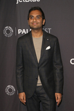 Aziz Ansari Photo - 21 March 2019 - Hollywood California - Aziz Ansari The Paley Center For Medias 2019 PaleyFest LA - Parks And Recreation 10th Anniversary Reunion held at The Wolf Theatre at The Dolby Theatre Photo Credit Faye SadouAdMedia