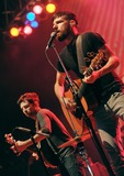 Avett Brothers Photo - 27 May 2011 - Pittsburgh PA - Vocalistguitarist SETH AVETT and vocalistbanjo player SCOTT AVETT of the band THE AVETT BROTHERS performs to a Sold Out crowd at a stop on their Summer Camp 2011 Tour held at Stage AE  Photo Credit Jason L NelsonAdMedia