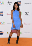 Ajiona Alexus Photo - 20 April 2018 -  Beverly Hills California - Ajiona Alexus 25th Annual Race To Erase MS Gala held at Beverly Hilton Hotel Photo Credit Birdie ThompsonAdMedia