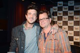 Austin Carlile Photo - 1 April 2014 - Los Angeles California - Austin Carlile and Kevin Wyman 2014 2014 Vans Warped Tour Press Conference  Kick Off Party held at Club Nokia - LA Live Photo Credit Tonya WiseAdMedia