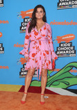 Tiffani Amber-Thiessen Photo - 24 March 2018 - Inglewood California - Tiffany Amber Thiessen Nickelodeons 2018 Kids Choice Awards  held at The Forum Photo Credit F SadouAdMedia