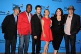 Anastasia Phillips Photo - 4 August 2013 - Beverly Hills California - Luis Antonio Ramos Isiah Whitlock Jr Matt Long Anastasia Phillips Lorraine Bruce Jason Richman DisneyABC Summer 2013 TCA Press Tour held at the Beverly Hilton Hotel Photo Credit Byron PurvisAdMedia