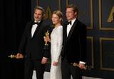 Joaquin Phoenix Photo - 09 February 2020 - Hollywood California -     Joaquin Phoenix Rene Zellweger Brad Pitt attend the 92nd Annual Academy Awards presented by the Academy of Motion Picture Arts and Sciences held at Hollywood  Highland Center Photo Credit Theresa ShirriffAdMedia