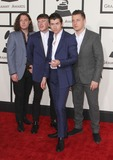 Alex Turner Photo - 08 February 2015 - Los Angeles California - Nick OMalley Jamie Cook Alex Turner and Matt Helders Arctic Monkeys57th Annual GRAMMY Awards held at the Staples Center Photo Credit AdMedia