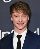 Calum Worthy Photo - 05 January 2020 - Beverly Hills California - Calum Worthy 21st Annual InStyle and Warner Bros Golden Globes After Party held at Beverly Hilton Hotel Photo Credit Birdie ThompsonAdMedia