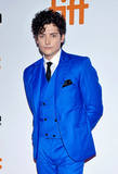 Aneurin Barnard Photo - 14 September 2019 - Toronto Ontario Canada - Aneurin Barnard 2019 Toronto International Film Festival - Radioactive Premiere held at Roy Thomson Hall Photo Credit Brent PerniacAdMedia