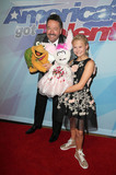 Terry Fator Photo - 20 September 2017 - Hollywood California - Terry Fator Darci Lynne Farmer Darci Lynne NBC Americas Got Talent Season 12 Finale held at Dolby Theatre Photo Credit F SadouAdMedia