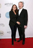 Allegra Riggio Photo - 30 January 2020 - Beverly Hills - Allegra Riggio Jared Harris 2020 Casting Society Of Americas Artios Awards held at Beverly Hilton Hotel Photo Credit Birdie ThompsonAdMedia