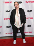 The Script Photo - 20 July 2019 - Hollywood California - Marja-Lewis Ryan 2019 Outfest Los Angeles LGBTQ Film Festival Screening Of Queering the Script held at TCL Chinese Theatre Photo Credit Birdie ThompsonAdMedia