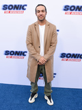 Pete Wentz Photo - 25 January 2020 - Hollywood California - Pete Wentz Sonic The Hedgehog Family Day Event held at the Paramount Theatre Photo Credit Billy BennightAdMedia