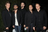 AJ MCLEAN Photo - 25 April 2013 - Hollywood California - Nick Carter AJ McLean Kevin Richardson Howie Dorough Brian Littrell Backstreet Boys Hilarity for Charity 2013 held at Avalon Photo Credit Byron PurvisAdMedia