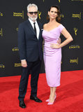 Bradley Whitford Photo - 15 September 2019 - Los Angeles California - Bradley Whitford Amy Landecker 2019 Creative Arts Emmys Awards - Arrivals held at Microsoft Theater LA Live Photo Credit Birdie ThompsonAdMedia