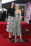 Annabeth Gish Photo - 8 January 2018 - Hollywood California - Annabeth Gish Gillian Anderson Gillian Anderson Honored With Star On The Hollywood Walk Of Fame Photo Credit Faye SadouAdMedia