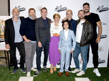 Andrew Sikking Photo - 02 October 2018 - Los Angeles  California - John Hyams Jay Larson Andrew Sikking Yeardley Smith Jesse Ray Sheps Michael Kelly Timothy Brady Brett Davis All Square Los Angeles Premiere held at iPic Westwood Photo Credit Birdie ThompsonAdMedia