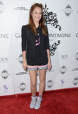 Alexis Knapp Photo - 19 February 2016 - West Hollywood California - Alexis Knapp Arrivals for the opening of Galerie Montaigne held at Galerie Montaigne Photo Credit Birdie ThompsonAdMedia