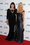 Anjelica Huston Photo - 30 September 2015 - Hollywood California - Anjelica Huston Pamela Anderson PETA 35th Anniversary Gala held at the Hollywood Palladium Photo Credit Byron PurvisAdMedia
