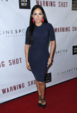 Ana Isabelle Photo - 06 September 2018 - Beverly Hills California - Ana Isabelle Warning Shot LA Premiere held at the WGA Theater Photo Credit Birdie ThompsonAdMedia