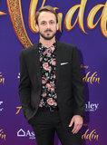 Adam McArthur Photo - 21 May 2019 - Hollywood California - Adam McArthur Disneys Aladdin Los Angeles Premiere held at El Capitan Theatre Photo Credit Birdie ThompsonAdMedia