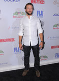 Kyle Schmid Photo - 10 October 2016 - Los Angeles California Kyle Schmid MENS FITNESS Celebrates the 2016 GAME CHANGERS held at Sunset Tower Hotel Photo Credit Birdie ThompsonAdMedia