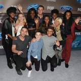Adanna Duru Photo - 11 March 2015 - West Hollywood California - Quentin Alexander Maddie Walker Nick Fradiani Adanna Duru Daniel Seavey Clark Beckham Sarina-Joi Crowe Rayvon Owen Tyanna Jones Jax Qaasim Middleton American Idol Season 14 Finalists Party held at The District Photo Credit Byron PurvisAdMedia