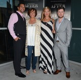 Adam Scarimbolo Photo - 15 August 2014 - North Hollywood California - Pieter Gaspersz Kathleen Quinlan Sabrina Gennarino Adam Scarimbolo Arrivals for the Los Angeles premiere of After held at Laemmle NoHo Theater 7 in North Hollywood Ca Photo Credit Birdie ThompsonAdMedia