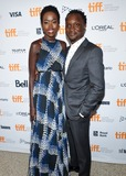Arnold Oceng Photo - 07 September 2014 - Toronto Canada - Kuoth Wiel Arnold Oceng The Good Lie Premiere during the 2014 Toronto International Film Festival held at the Winter Garden Theatre Photo Credit Brent PerniacAdMedia