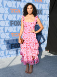 Aurora Perrineau Photo - 07 August 2019 - Los Angeles California - Aurora Perrineau FOX Summer TCA 2019 All-Star Party held at Fox Studios Photo Credit Birdie ThompsonAdMedia