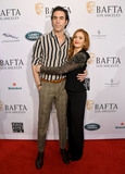 Isla Fisher Photo - 04 January 2020 - Beverly Hills California - Sasha Baron Cohen Isla Fisher The 2020 BAFTA Los Angeles Tea Party held at Four Seasons Los Angeles  Photo Credit Birdie ThompsonAdMedia