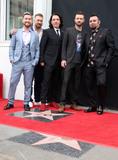 TI Photo - 30 April 2018 - Hollywood California - Chris Kirkpatrick Lance Bass JC Chasez Joey Fatone Justin TimberlakeNSYNC Honored With Star On The Hollywood Walk Of Fame Photo Credit F SadouAdMedia