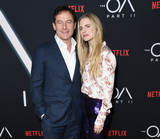 Brit Marling Photo - 18 March 2019 - Los Angeles California - Brit Marling Jason Isaacs Netflixs The OA Part II Los Angeles Premiere held at LACMA Photo Credit Birdie ThompsonAdMedia