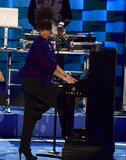 Alicia Keys Photo - Alicia Keys performs during the second session of the 2016 Democratic National Convention at the Wells Fargo Center in Philadelphia Pennsylvania on Tuesday July 26 2016 Photo Credit Ron SachsCNPAdMedia