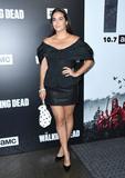 Alanna Masterson Photo - 27 September 2018 - Hollywood California - Alanna Masterson  The Walking Dead Season 9 Premiere Los Angeles  held at DGA Theater Photo Credit Birdie ThompsonAdMedia