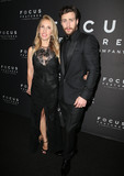 Aaron Taylor-Johnson Photo - 07 January 2018 - Beverly Hills California - Sam Taylor-Johnson Aaron Taylor-Johnson Focus Features 75th Golden Globe Awards After-Party held at the Beverly Hilton Hotel Photo Credit F SadouAdMedia