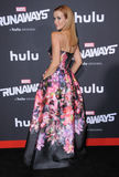 Annie Wersching Photo - 16 November  2017 - Westwood California - Annie Wersching Premiere Of Hulus Marvels Runaways held at Regency Village Theater in Westwood Photo Credit Birdie ThompsonAdMedia