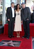 Alan Horne Photo - 03 May 2018 - Hollywood California - Alan Horn Zoe Saldana Kevin Feige Zoe Saldana Honored With A Star On The Hollywood Walk Of Fame Photo Credit F SadouAdMedia