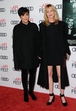 Melanie Griffith Photo - 12 November  2017 - Hollywood California - Kris Jenner Melanie Griffith AFI FEST 2017 Screening Of The Disaster Artist held at The Beverly Hilton Hotel in Hollywood Photo Credit Birdie ThompsonAdMedia
