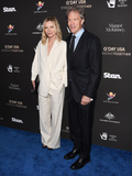 Michelle Pfeiffer Photo - 25 January 2020 - Beverly Hills California - Michelle Pfeiffer David E Kelley GDay USA 2020 Standing Together Dinner held at the Beverly Wilshire Four Seasons Hotel Photo Credit Charlie SteffensAdMedia