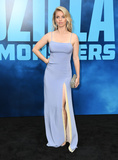 Kelli Garner Photo - 18 May 2019 - Hollywood California - Kelli Garner Godzilla King Of The Monsters Los Angeles Premiere held at TCL Chinese Theatre Photo Credit Birdie ThompsonAdMedia