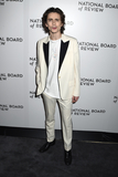 The National Photo - 08 January 2020 - New York New York - Timothee Chalamet at the National Board of Review Annual Awards Gala held at Cipriani 42nd Street Photo Credit LJ FotosAdMedia