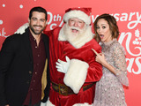 Jesse Metcalfe Photo - 20 November 2019 - Hollywood California - Autumn Reeser Jesse Metcalf Hallmark Channels 10th Anniversary Countdown to Christmas - Christmas Under the Stars Screening and Party Photo Credit Billy BennightAdMedia