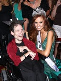 Alyssa Campanella Photo - 19 June 2011 - Las Vegas Nevada - Miss USA 2011 Alyssa Campanella Fan  Newly Crowned Miss USA 2011 Alyssa Campanella (Miss California USA) holds post pageant press conference at the Planet Hollywood Hotel and Casino  Photo Credit MJTAdMedia
