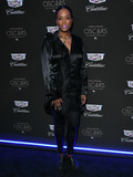 Aisha Tyler Photo - 06 February 2020 - Los Angeles - Aisha Tyler Labine Cadillac Celebrates The 92nd Annual Academy Awards held at Chateau Marmont Photo Credit Birdie ThompsonAdMedia