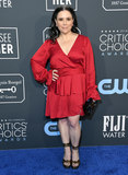 Alex Borstein Photo - 12 January 2020 - Santa Monica California - Alex Borstein 25th Annual Criticis Choice Awards - Arrivals held at Barker Hangar Photo Credit Birdie ThompsonAdMedia