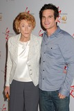 Jeanne Cooper Photo - 26 March 2013 - Los Angeles California - Jeanne Cooper Greg Rikaart The Young  The Restless 40th Anniversary Celebration held at CBS Television City Photo Credit Byron PurvisAdMedia