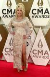 Dolly Parton Photo - 13 November 2019 - Nashville Tennessee - Dolly Parton 53rd Annual CMA Awards Country Musics Biggest Night held at Music City Center Photo Credit Laura FarrAdMedia