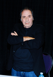 The Sopranos Photo - 03 October 2015 - Hamilton Ontario Canada  Actor David Proval (best known for his roles as Richie Aprile on HBOs The Sopranos and as Tony DeVienazo in the Martin Scorsese film Mean Streets) at Hamilton Comic Con at the Hamilton Convention Centre by Carmens Photo Credit Brent PerniacAdMedia