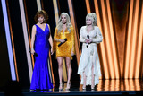 Dolly Parton Photo - 13 November 2019 - Nashville Tennessee - Carrie Underwood Dolly Parton Reba McEntire 51st Annual CMA Awards Country Musics Biggest Night held at Bridgestone Arena Photo Credit Laura FarrAdMedia