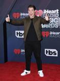 Adam DeVine Photo - 11 March 2018 - Inglewood California - Adam Devine 2018 iHeart Radio Awards held at The Forum Photo Credit Birdie ThompsonAdMedia